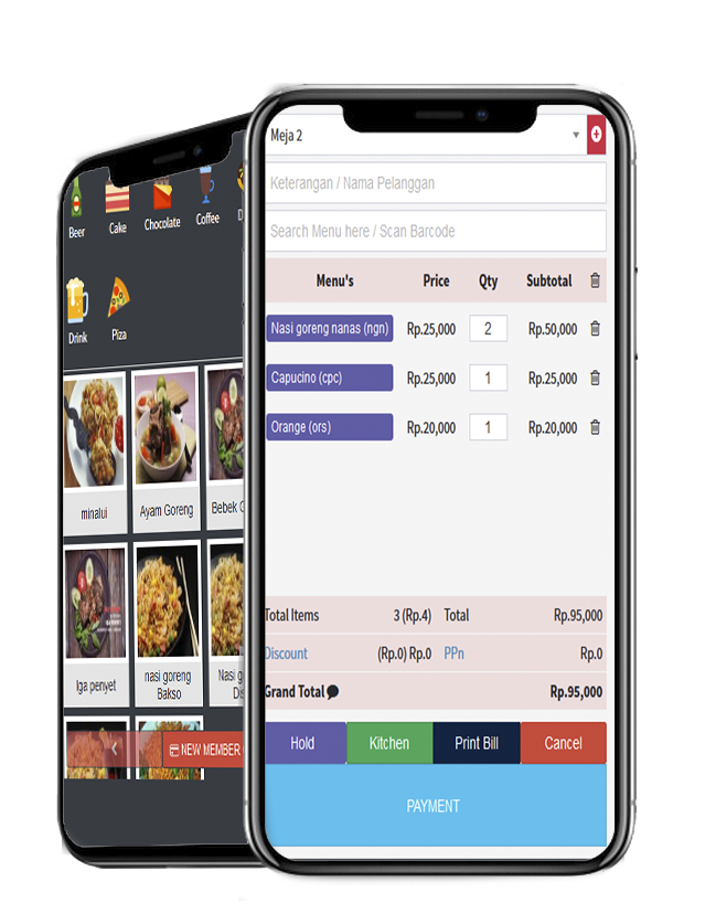 RESTAURANT MOBILE WEB APPS